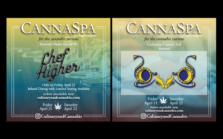 CannaSpa April