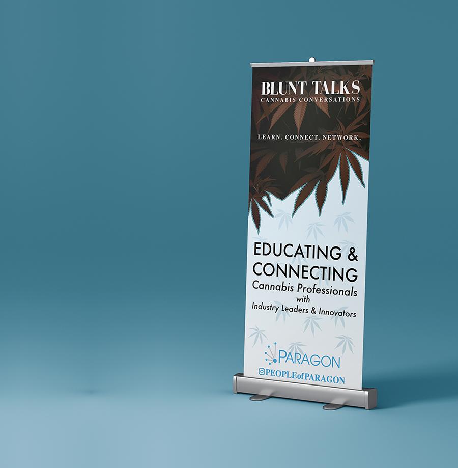 Blunt Talks Social Marketing