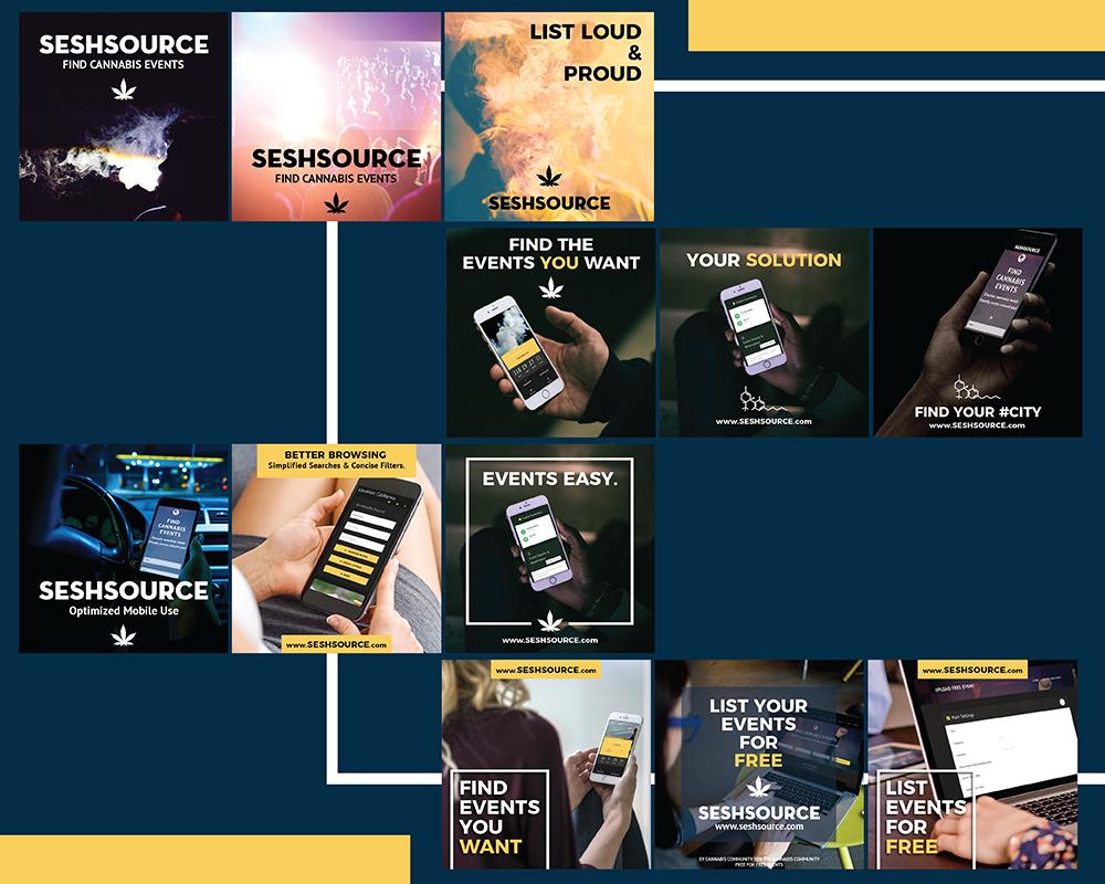 Sesh Source API & Branding