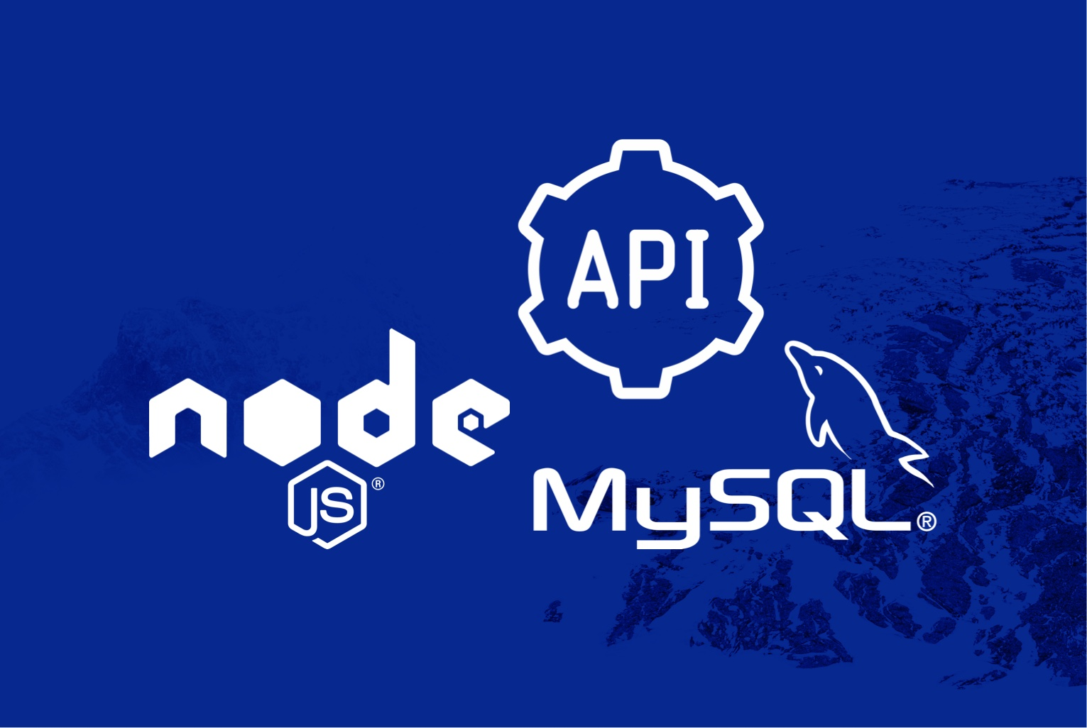 Make a NodeJS API with mySQL | Stay Regular