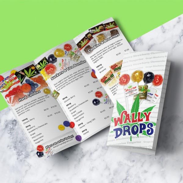 Thumbnail for Wally Drops Distribution Brochure